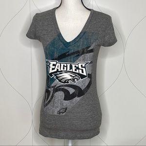 NWT NFL Team Apparel Philadelphia Eagles Tee M